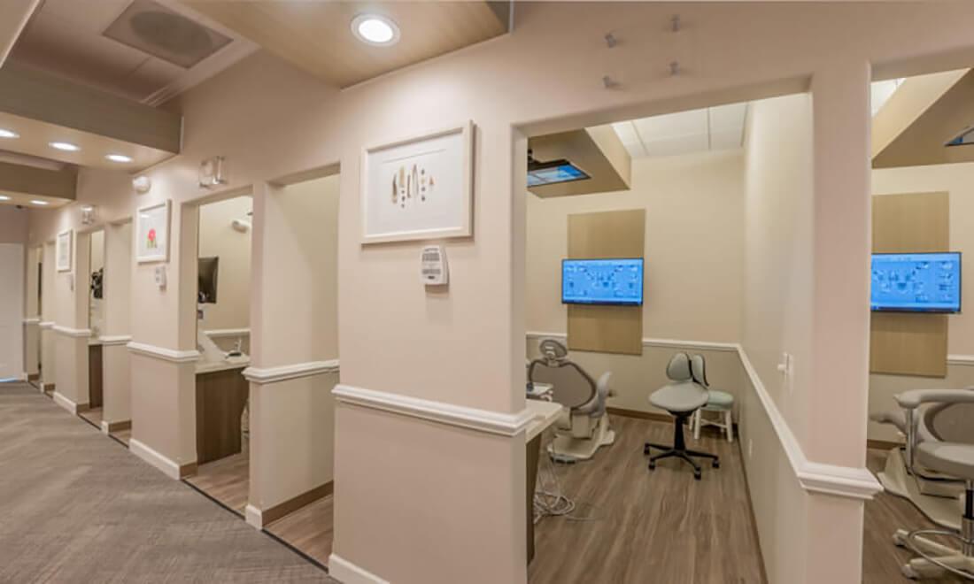 True Dental exam rooms